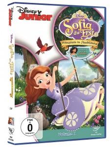 DVD Sofia die Erste - Prinzessin in Ausbildung (Foto: © Disney)