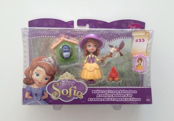 Sofia die Erste - Geschenkset Buttercup Troop Adventure  (Foto: © Disney)