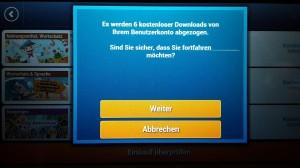 Storio MAX 7 von VTech: kostenlose Downloads, Foto: Land-und-Kind.de