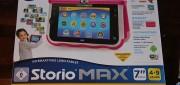 Storio MAX 7: Lieferumfang, Technische Daten, Apps, Speicher und Support